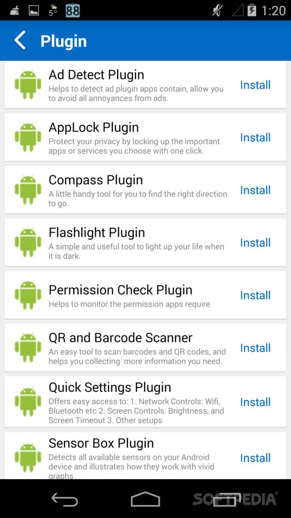 Download All-In-One Toolbox for Android
