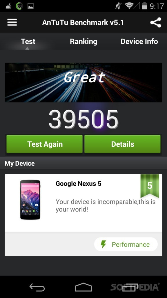 Download AnTuTu Benchmark for Android