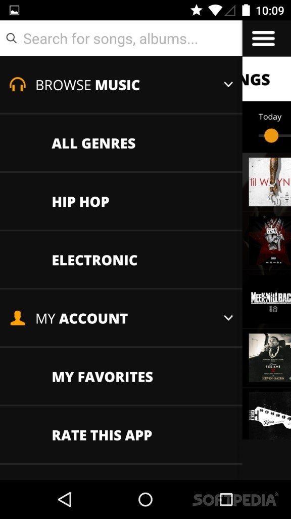 Download Audiomack for Android