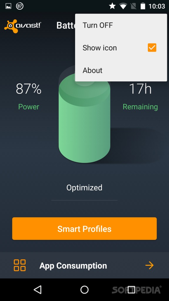 avast battery saver app free download