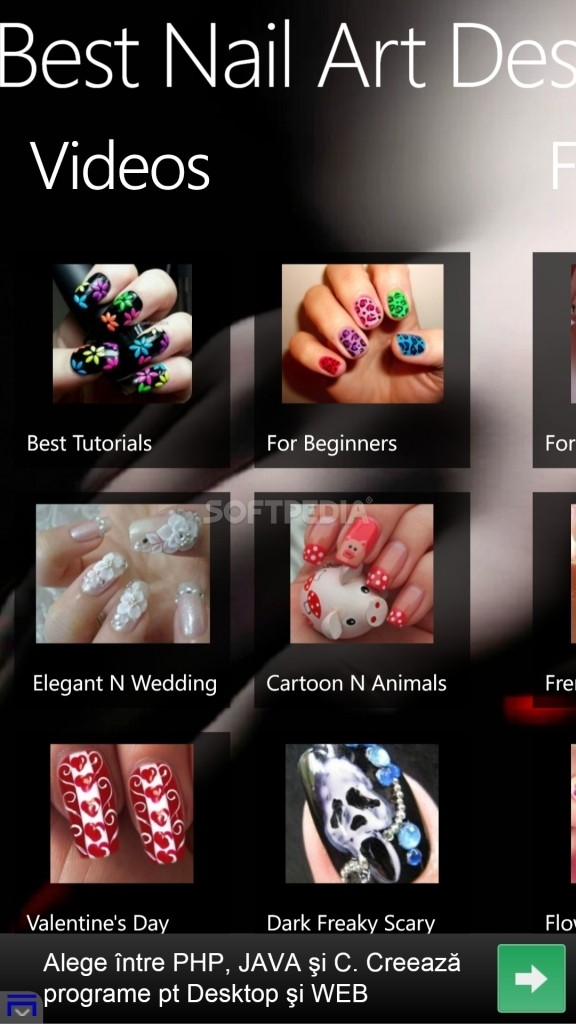Download Best Nail Art Designs for Windows Phone