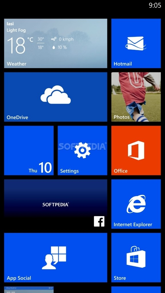 Download MSN Weather for Windows Phone