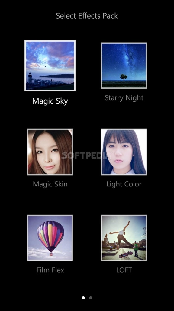 Download Camera360 Sight for Windows Phone