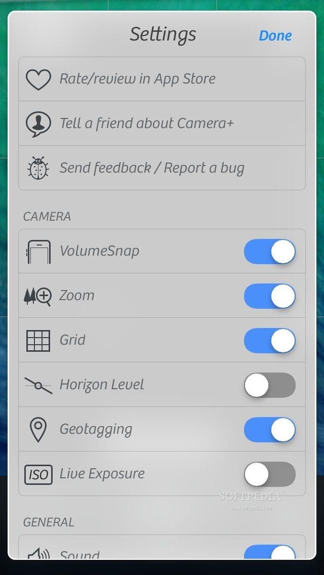 Download Camera plus for iOS
