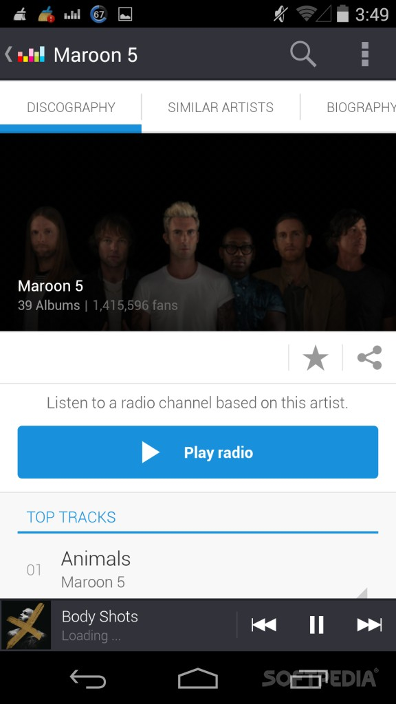Download Deezer Music for Android