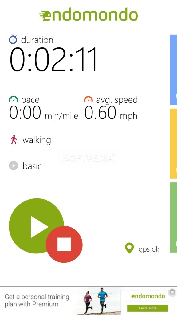 sport tracker windows phone download