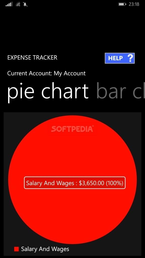 Expense Tracker Free Screenshot