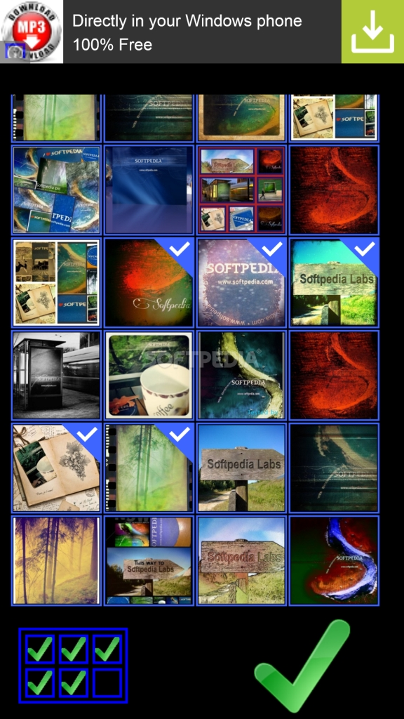 Download Extravagant Picture Collage Grid for Windows Phone
