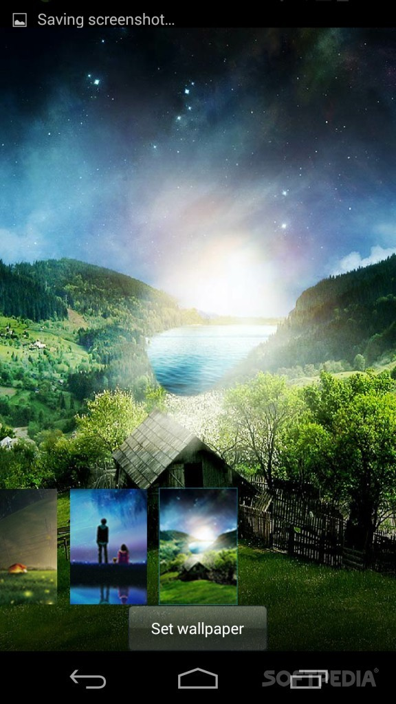Download Fireflies Lockscreen For Android