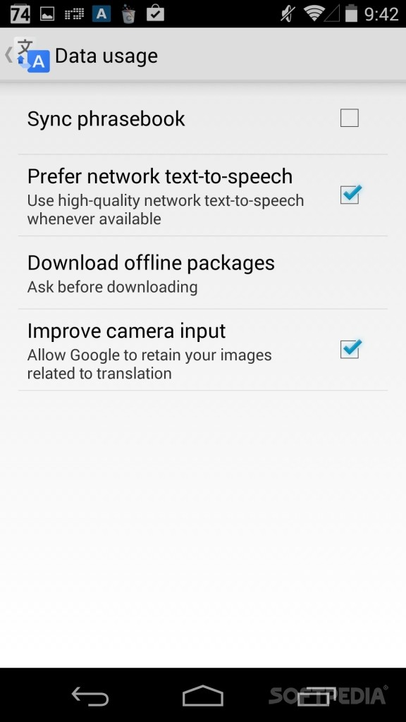 Download Google Translate for Android