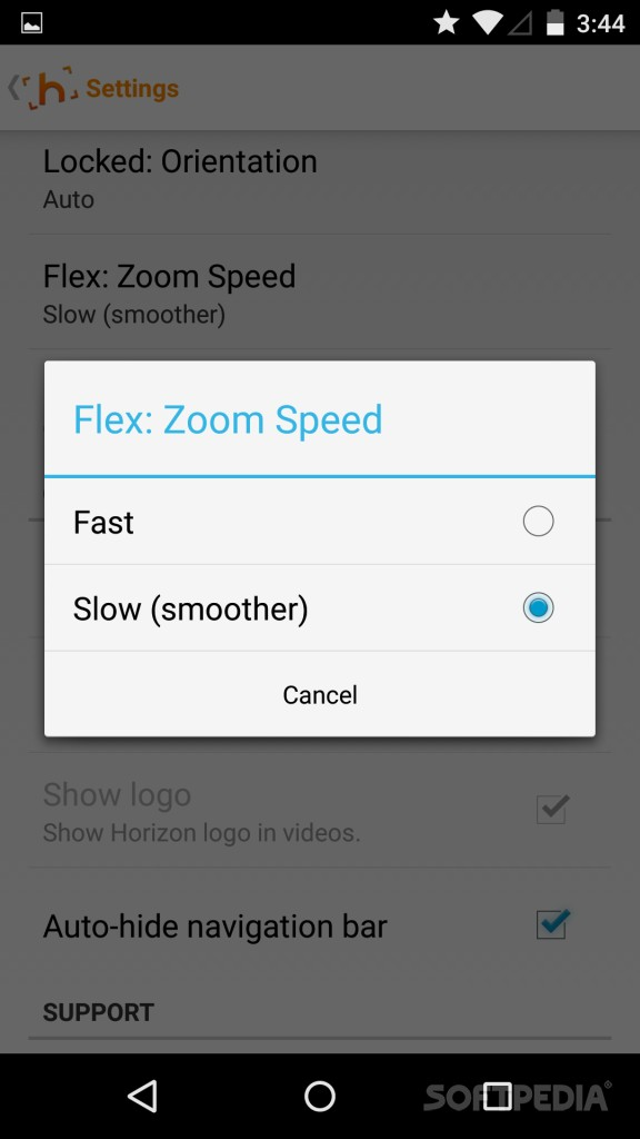Download Horizon Camera for Android