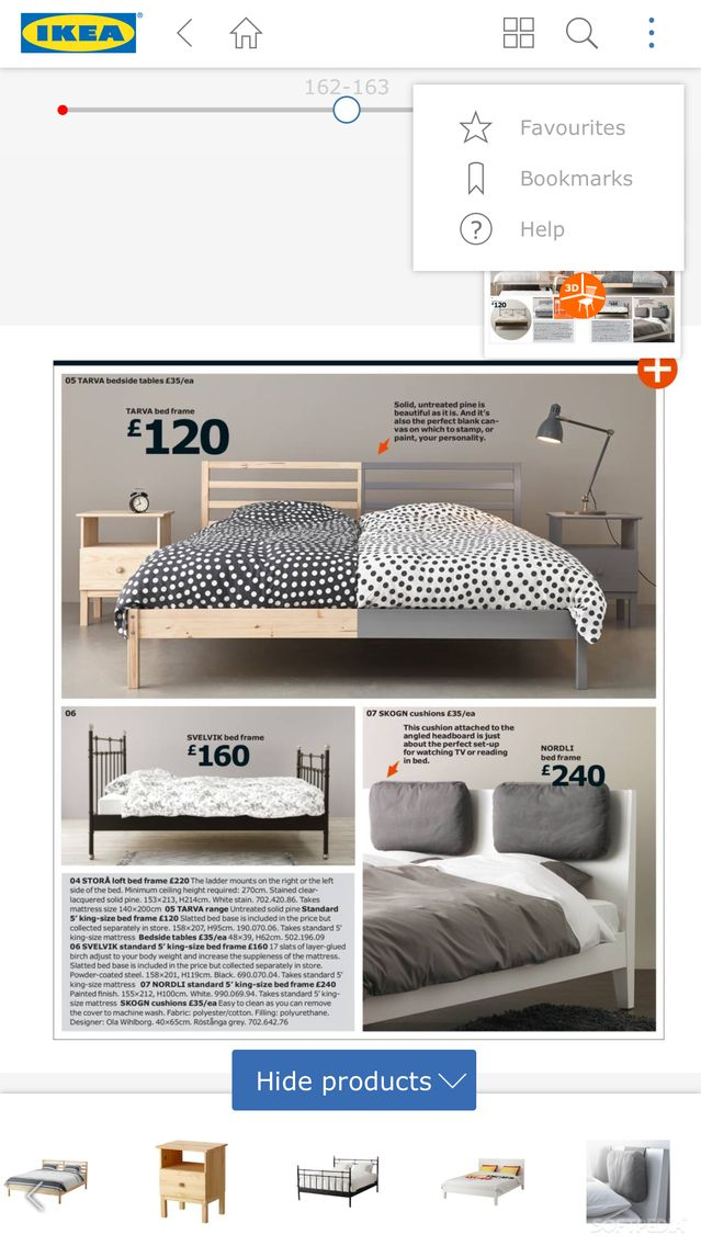 Download IKEA Catalogue for iOS
