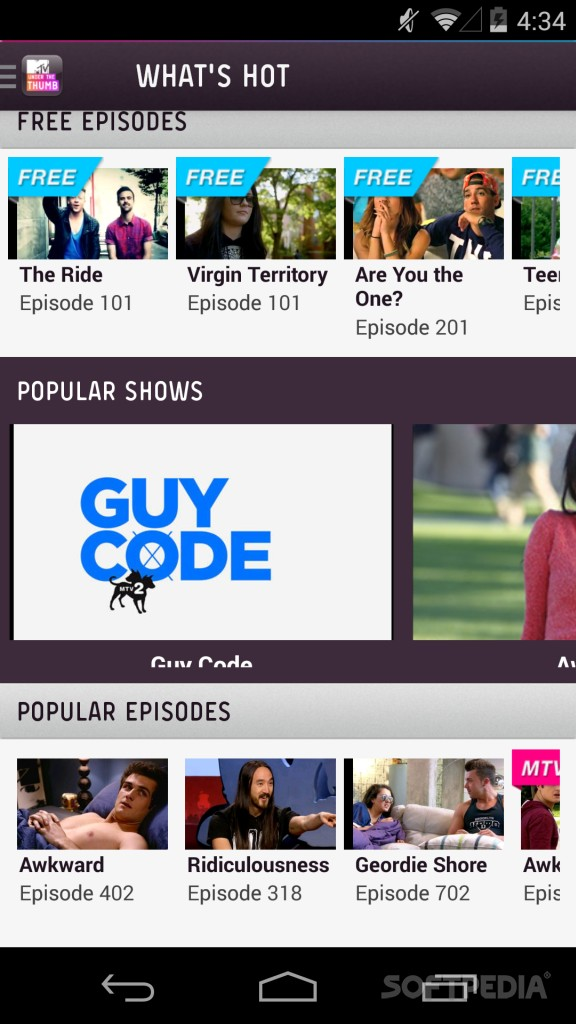 Download MTV Play for Android