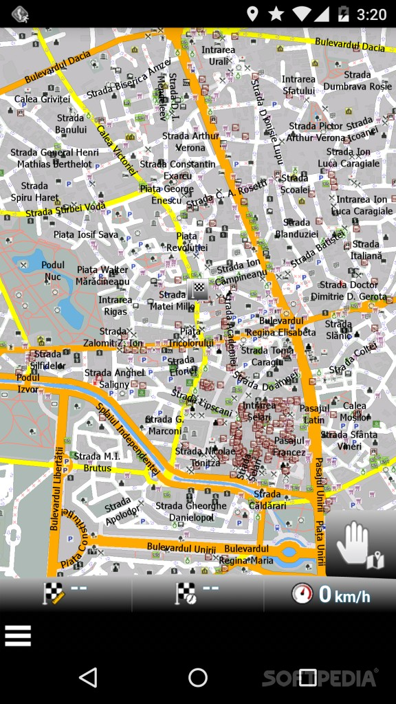 Download MapFactor: GPS Navigation for Android