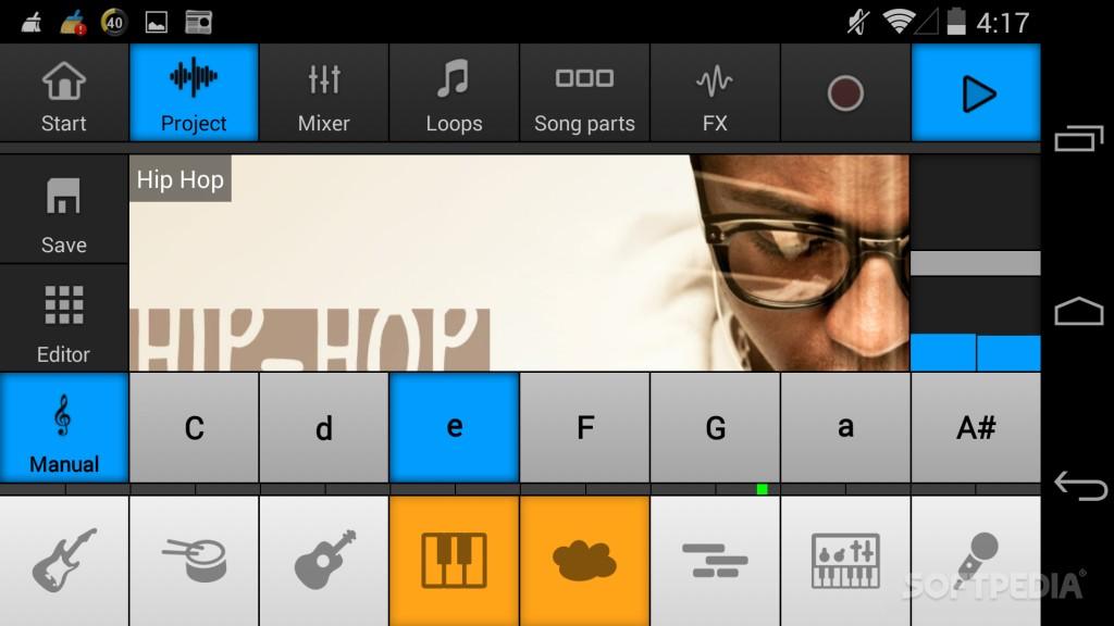 Music Maker Jam скачать на андроид - фото 2