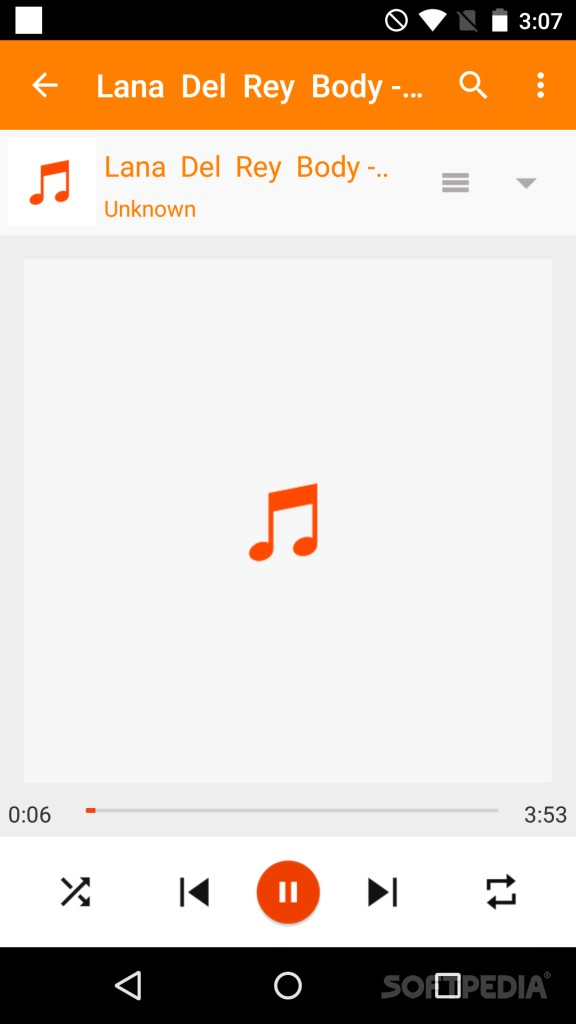 Download Music Player by mytechnosound for Android