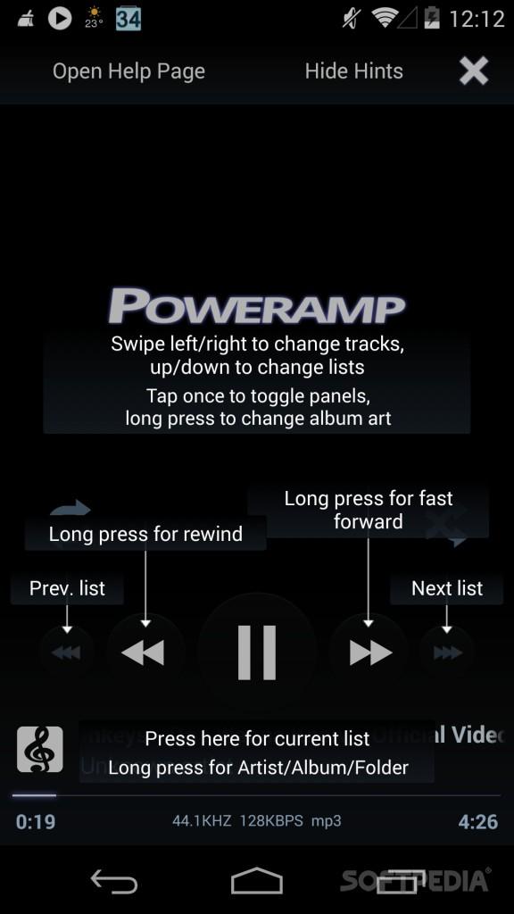 poweramp 2.0.9 full version apk