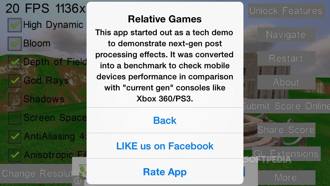 Download Relative Benchmark for iOS