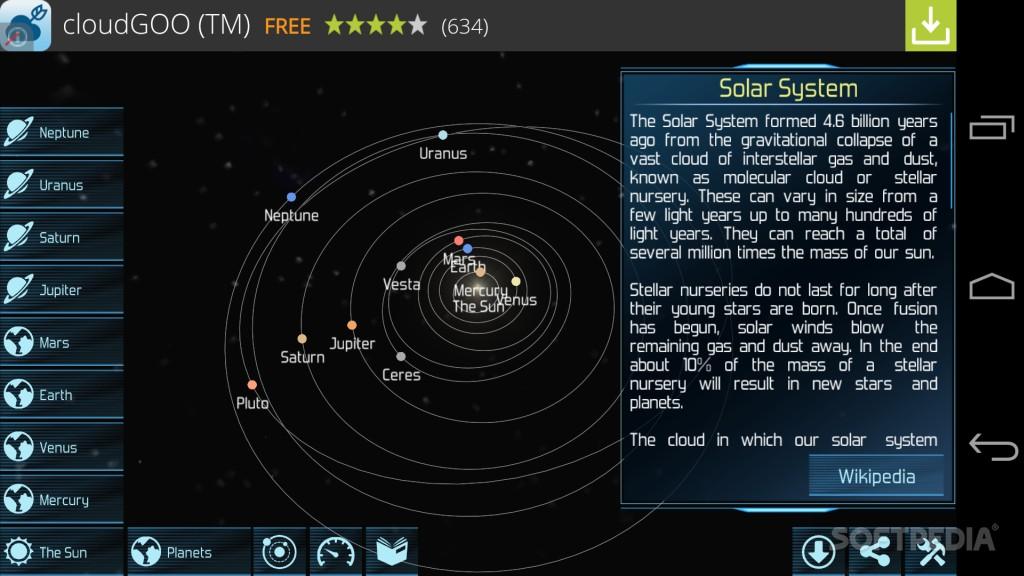 Download Solar System Explorer Apk Free Download ...