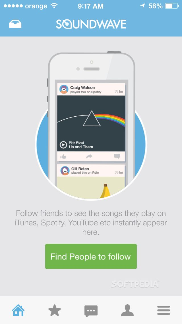 Download Soundwave for iOS