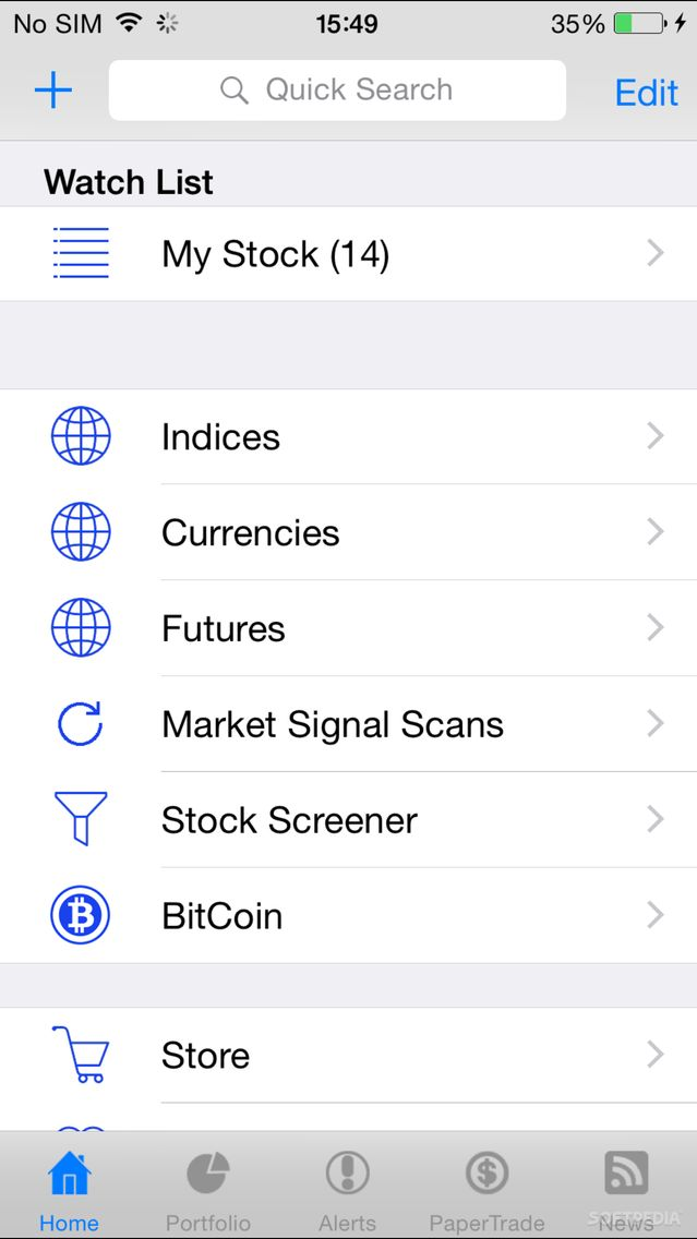 download stocktracker for ios