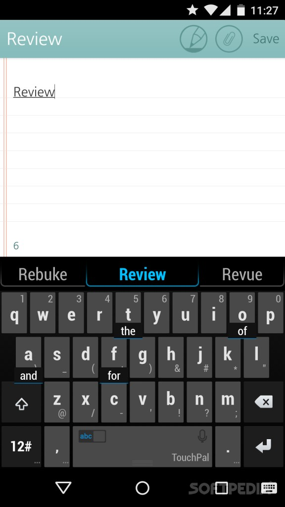 Download TouchPal Emoji Keyboard for Android