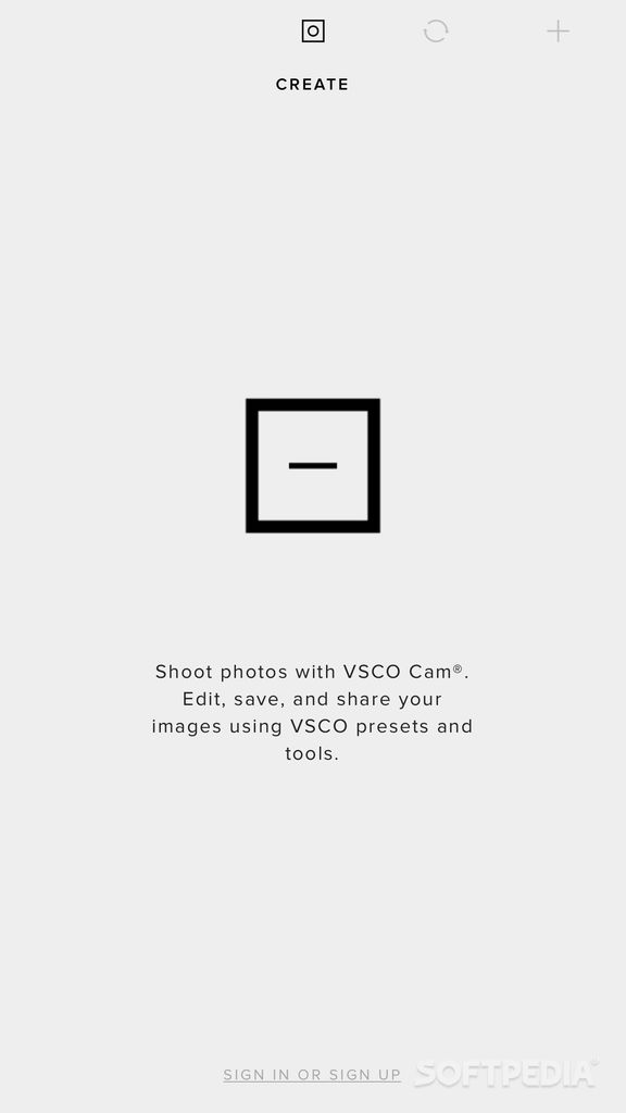 Download VSCO Cam for iOS