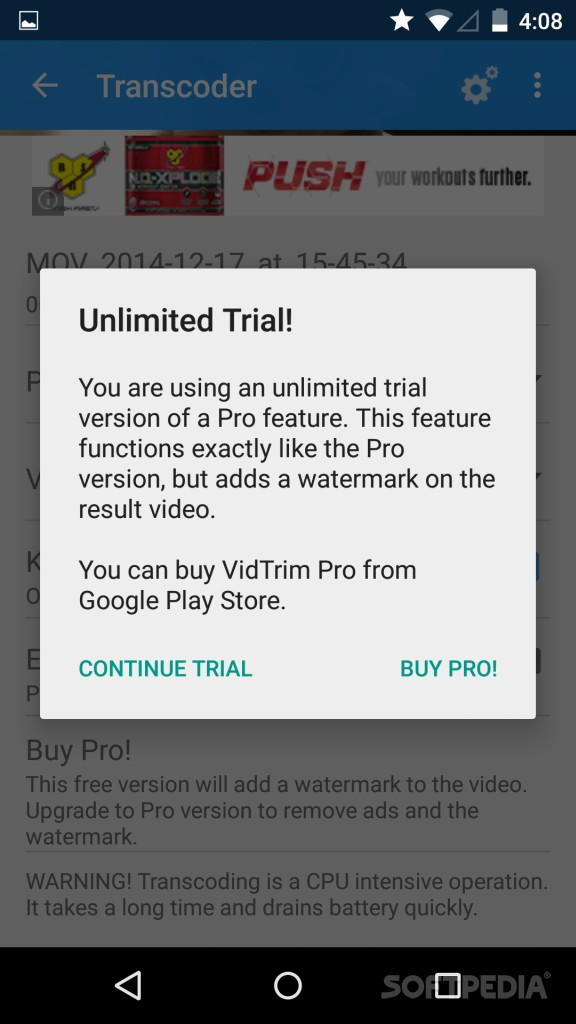 Download Vidtrim For Android