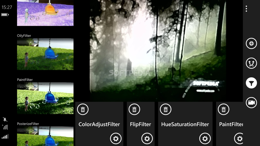Download Video Filter for Windows Phone