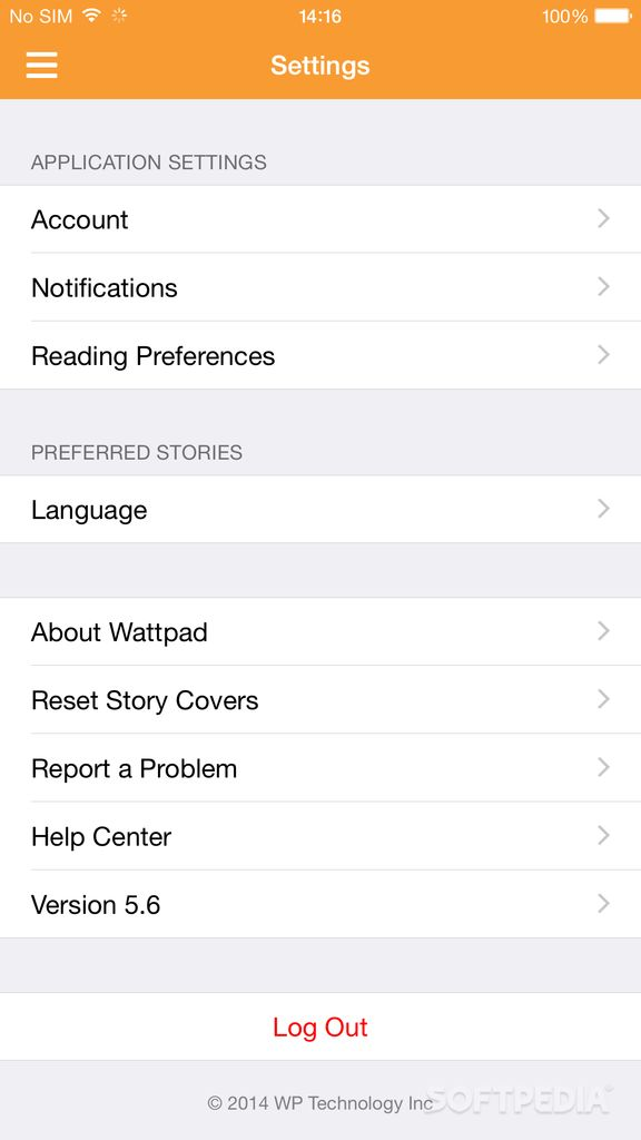 Download Wattpad for iOS