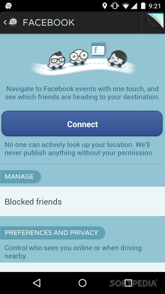 Download Waze Social GPS, Maps & Traffic for Android
