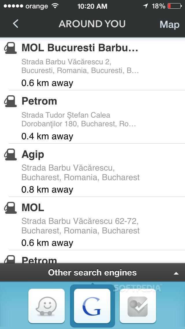 Download Waze Social GPS, Maps & Traffic for iOS