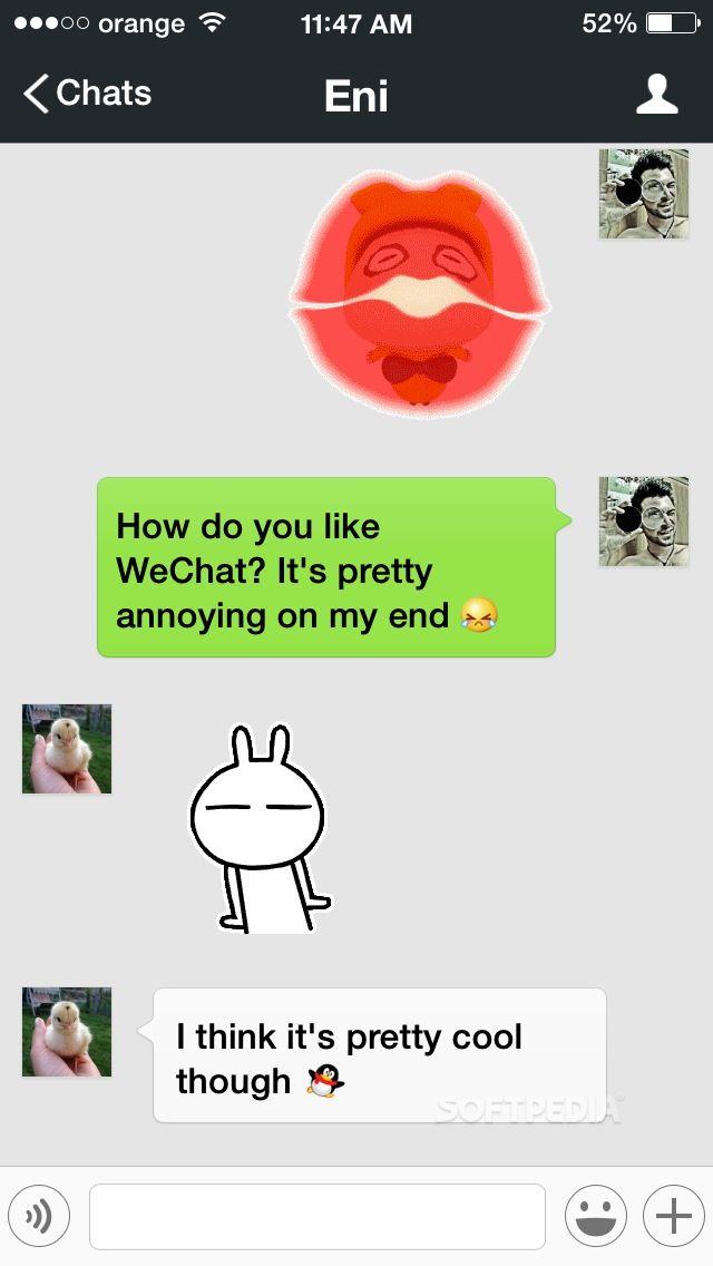 ... WeChat iOS App - Marvel Super Heroes Stickers