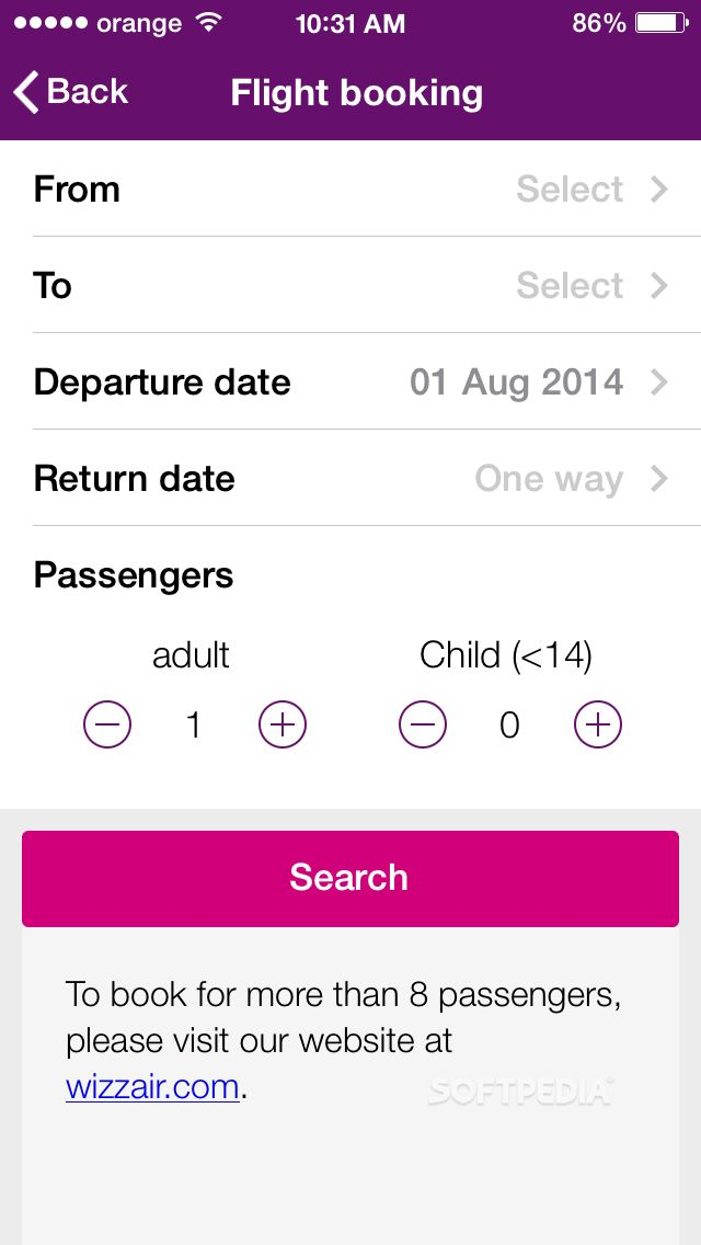 Download Wizz Air For Ios