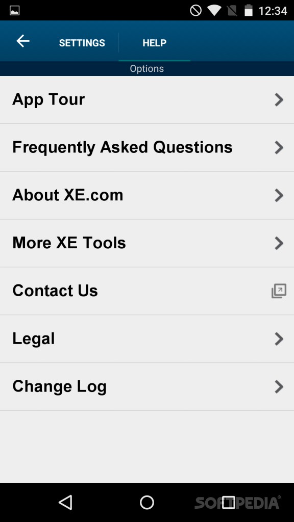 Download XE Currency for Android - Softpedia