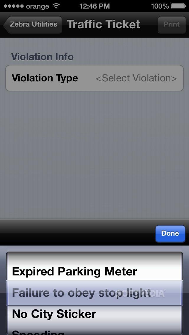 Download Zebra Utilities for iOS