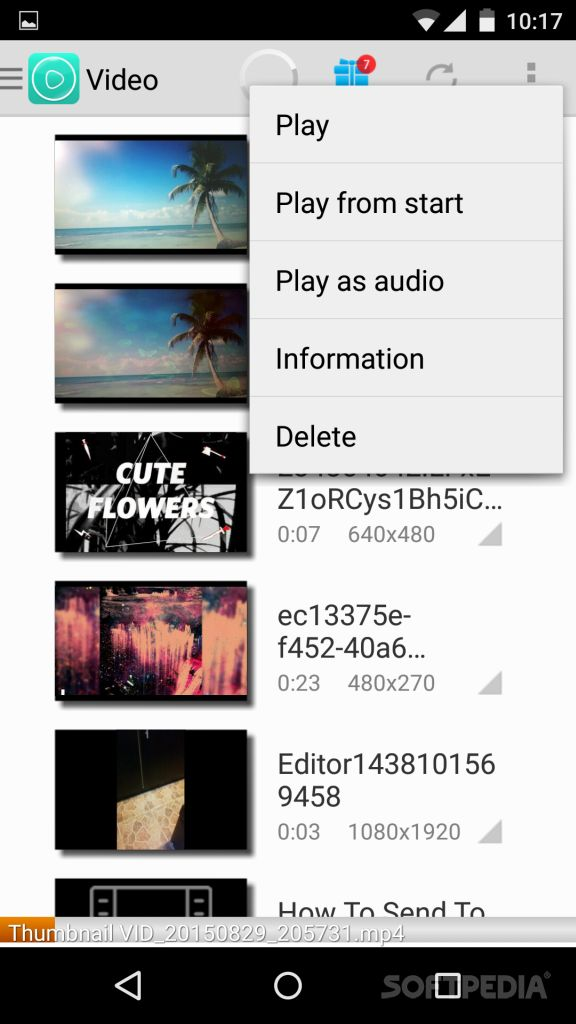 Download KX Media Player (HD,Free) for Android