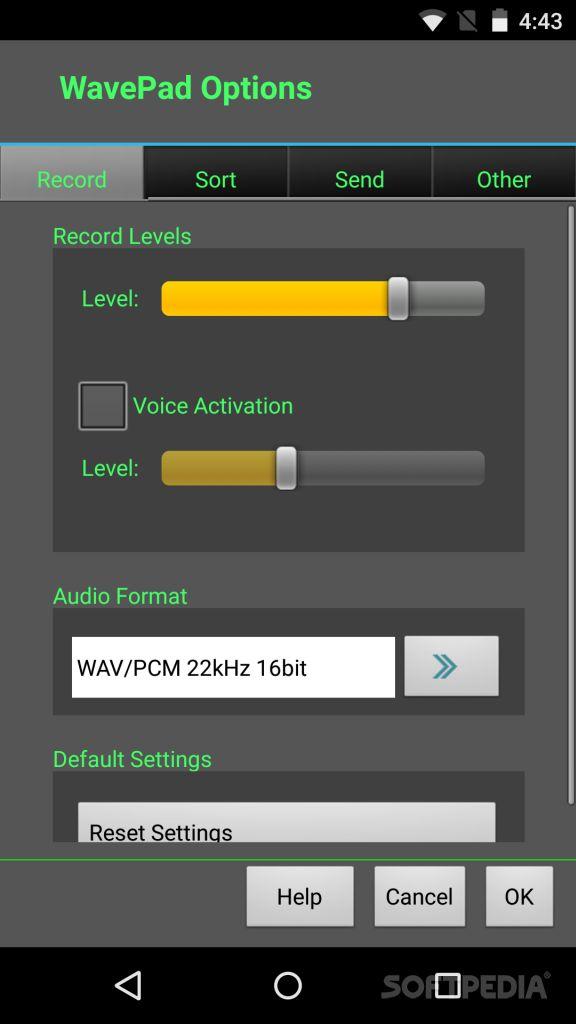 wavepad apk pro