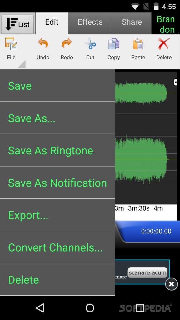 Wavepad audio editor pro download android | WavePad Audio Editor