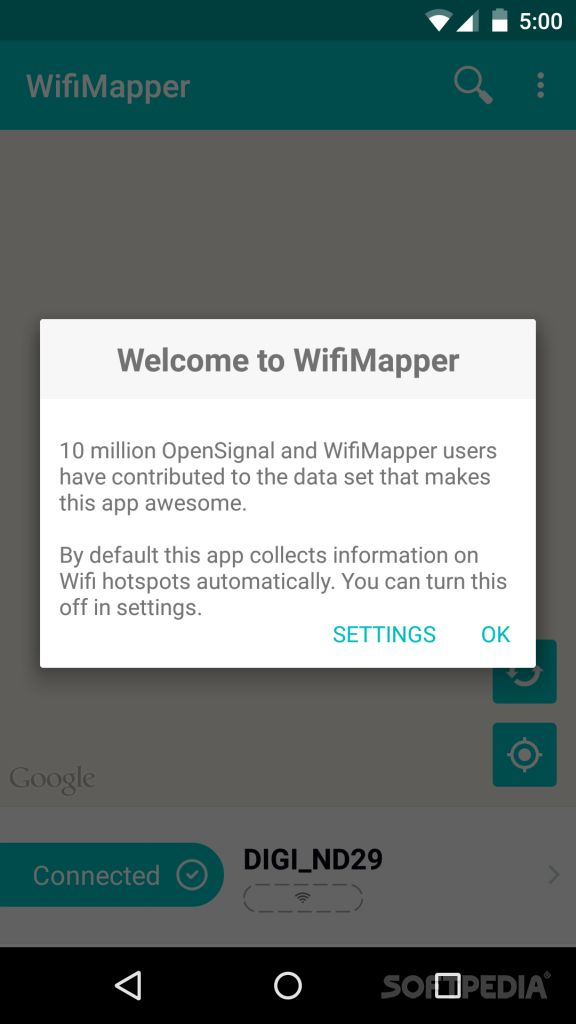Wifi Heatmap Android